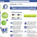 vendorshop facebook apps