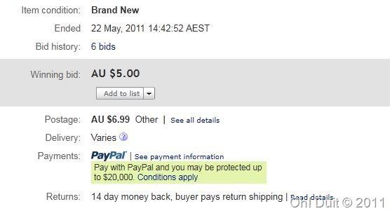 Jom Cuba Pasaran Australia!