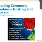 Hosting & Domain Percuma dari MrSAYS
