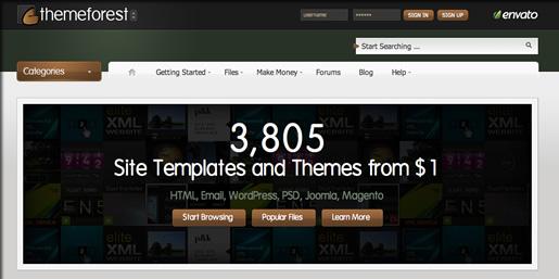 Membeli Tema Premium WordPress Terbaik