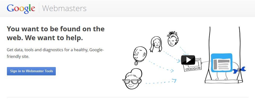 Google Webmaster Tool Berciri Baru