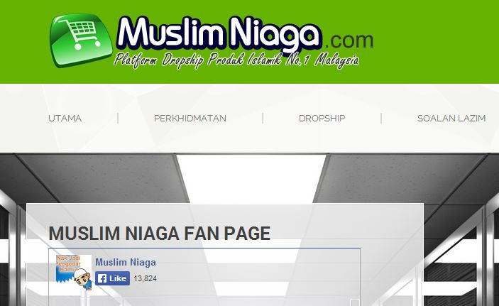 Muslim Niaga – Malaysia Dropship Company Review