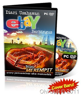 DVD Rempit Usahawan eBay Berhingus - MansurBiz Yusry