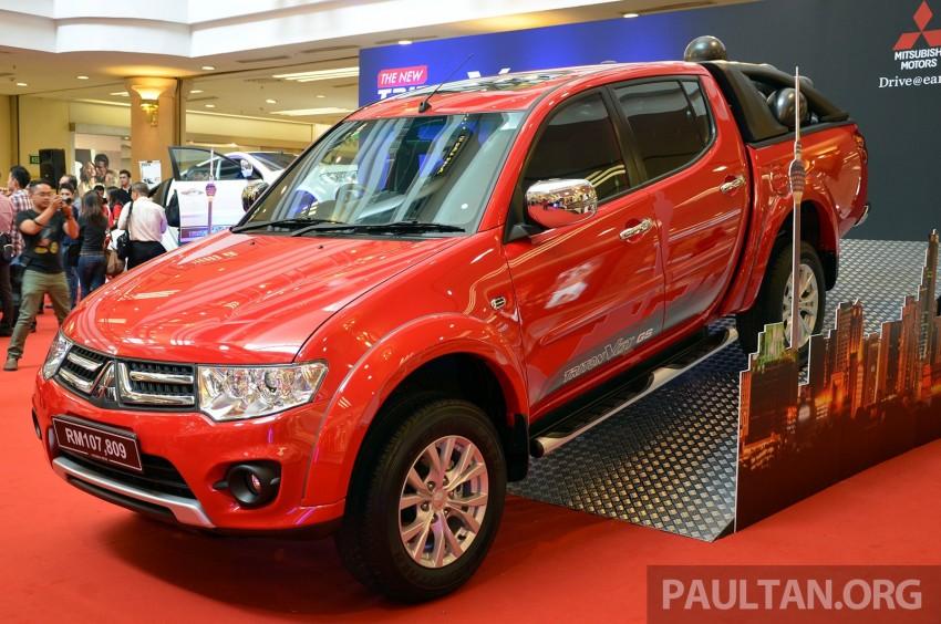 Mitsubishi Triton VGT GS