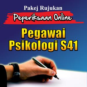 Panduan Peperiksaan Online Pegawai Psikologi Gred 41