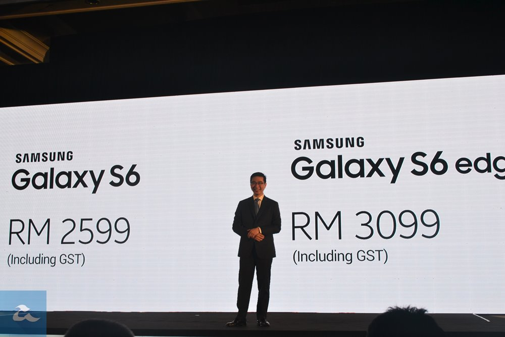 Samsung Galaxy S6 & S6 Edge Malaysia