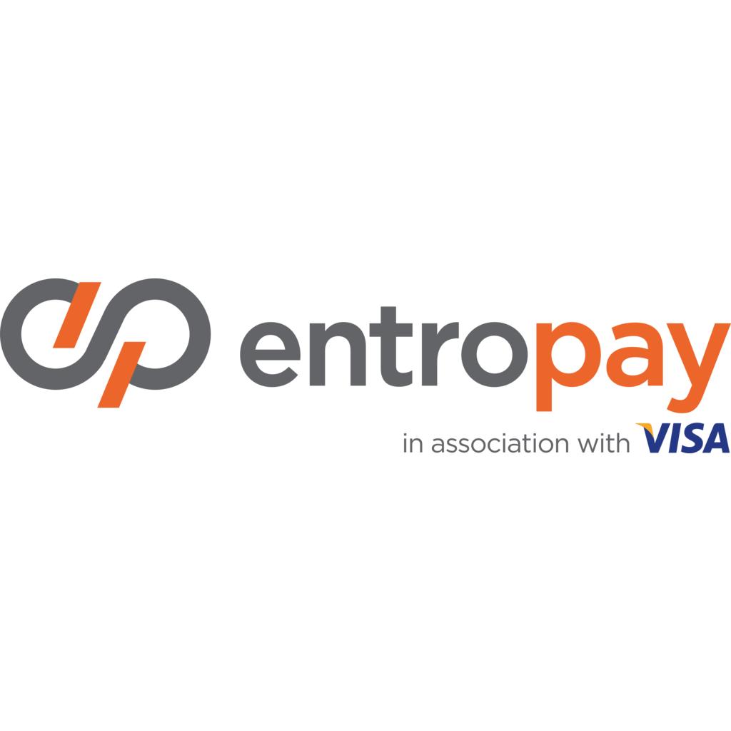 Entropay Logo Visa