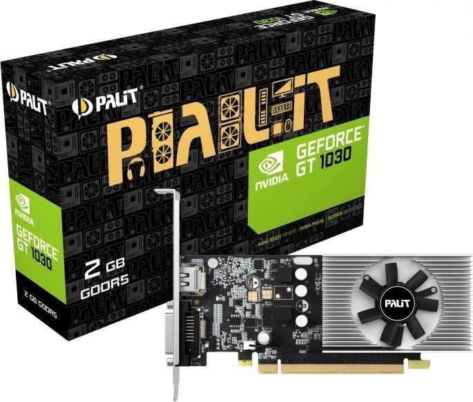 PALIT GeForce GTX1050 StormX 2GB DDR5